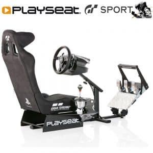 Vivez une expérience de jeu entièrement immersive avec ce Playseat Gran Turismo REG.00060