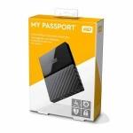 WD-My Passport-Disque dur externe portable USB 3.0 : un périphérique de stockage externe portable très pratique